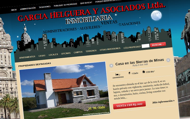 Inmobiliaria García Helguera
