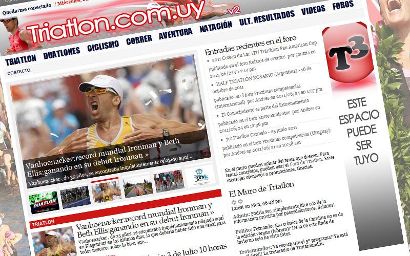 Triatlon Uruguay