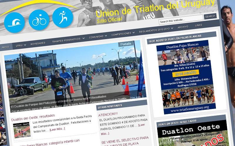 Federación Uruguaya de Triatlón